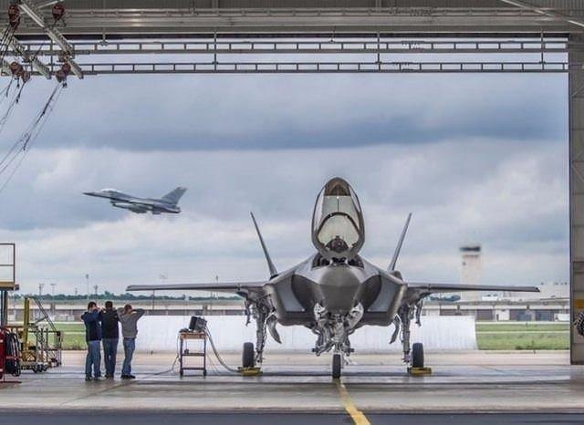 TSK'nın son model şahinleri F-35 Lightning II