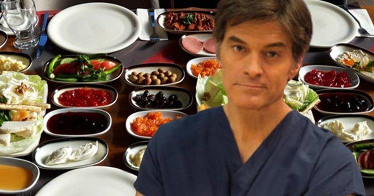 Dr. Mehmet Öz: Kahvaltı yasaklanmalı