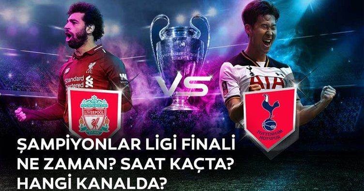 2019 Sampiyonlar Ligi Finali Tottenham Liverpool Maci Ne