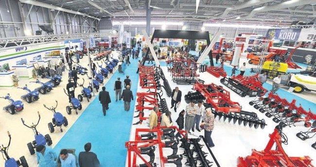 Türk tarım sektörü Konya'da buluşuyor