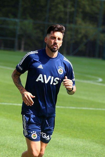 Sosa'dan derbi öncesi Trabzonspor yorumu