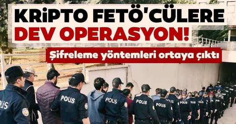 TSK'ya sızan FETÖ'cülere bir darbe daha! 191 gözaltı kararı