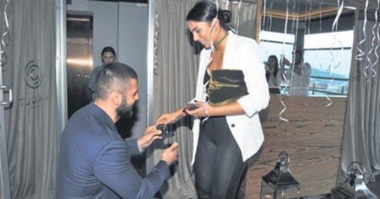 100 bin liralık evlenme teklifi