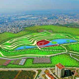 Bursaya 1,5 milyon metrekarelik 8 yeni dev park inşa ediliyor