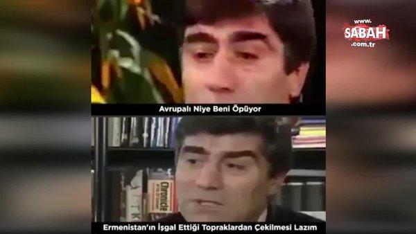 Hrant Dink'in o sözleri unutulmadı:
