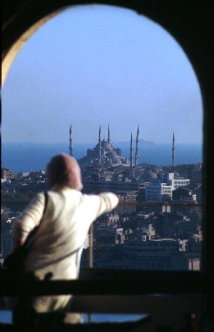 İtalyan fotoğrafçı  Ferdinando Scianna' nın arşivinden çıkan eski İstanbul fotoğrafları