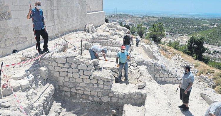 Kale Kenti'nde kazılar yeniden başladı