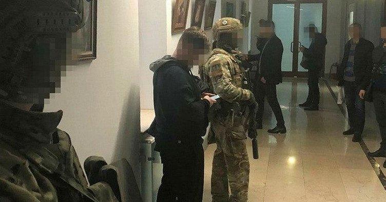 Türklerin mağduriyet yaşadığı Odessa Havaalanı'na yolsuzluk operasyonu