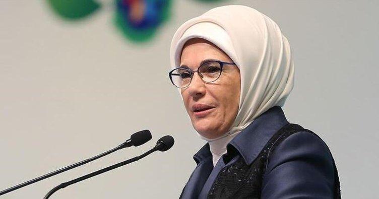 Emine Erdoğan'dan 'Ayda' paylaşımı