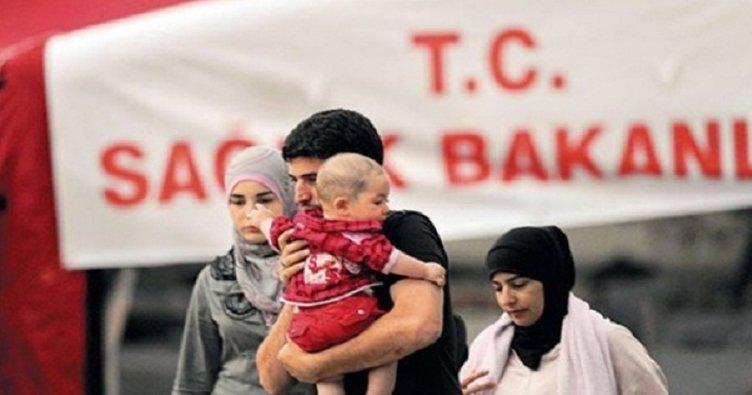 Dünya rekoru Türkiye'de mültecilerin sağlığına 10 milyar dolar