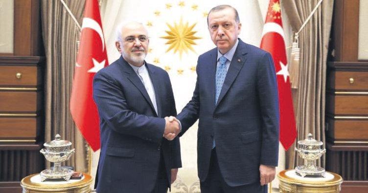 Tahran'dan Ankara'ya jet ziyaret