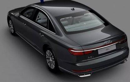 Audi A8 L'nin zırhlı versiyonu ortaya çıktı