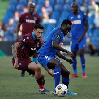 Trabzonspor'dan UEFA Avrupa Ligi'ne tatsız başlangıç