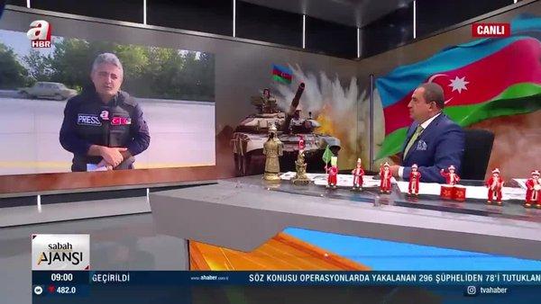 Azerbaycan Ermenistan son durum: Sınır hattından çarpıcı bilgiler | Video
