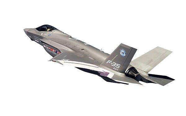 Gizli belgelerde ortaya çıktı! F-35'in uçması tehlikeli