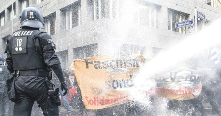 Protestoculara sert müdahale