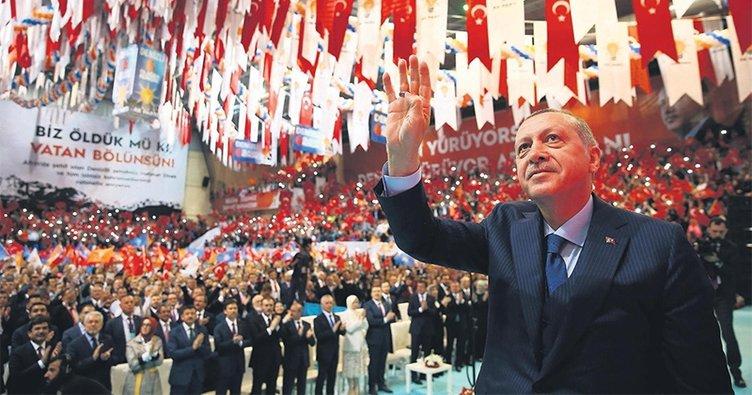 Son dakika | AK Parti'de büyük kongre: Başkan Recep Tayyip Erdoğan beklenen 2023 manifestosunu açıklayacak