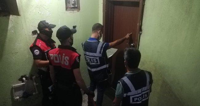 Kahramanmaraş polisi, aranan 103 kişiyi yakaladı