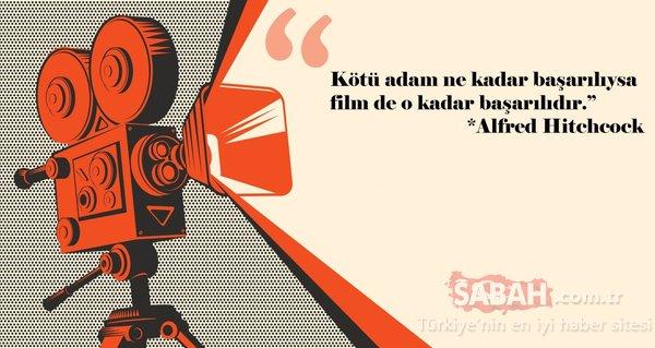 Ünlü yönetmenlerin sözleri