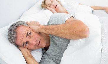 Uyku apnesi kadınlar için gizli tehlike