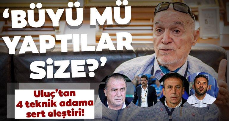 Hıncal Uluç, Türk takımlarının Avrupa'daki performanslarını değerlendirdi