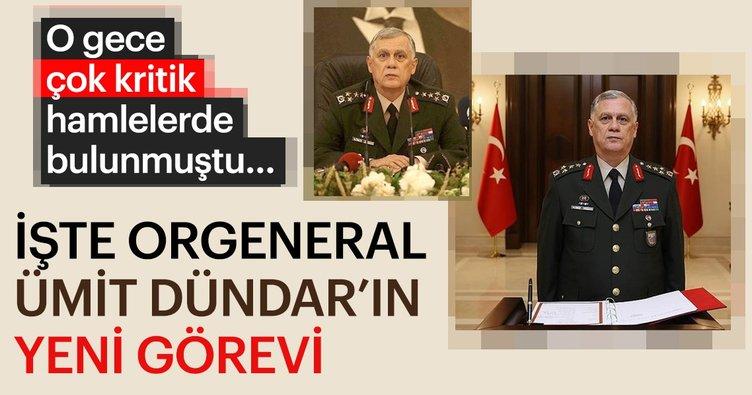 Son Dakika: Orgeneral Dündar, Kara Kuvvetleri Komutanı oldu