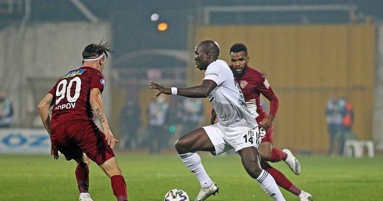 Aboubakar: Şampiyonluğu anneme adamak istiyorum