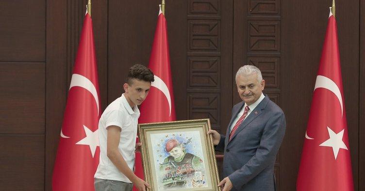 Türk Telekom Okulları öğrencileri 15 Temmuz'u anlattı