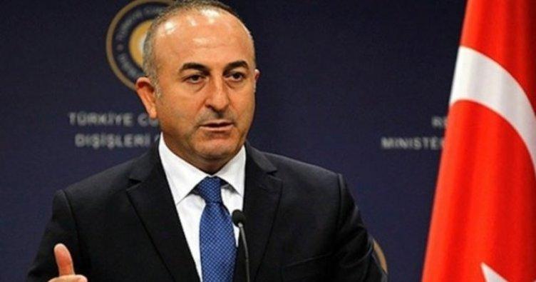 Çavuşoğlu'ndan Katar diplomasisi