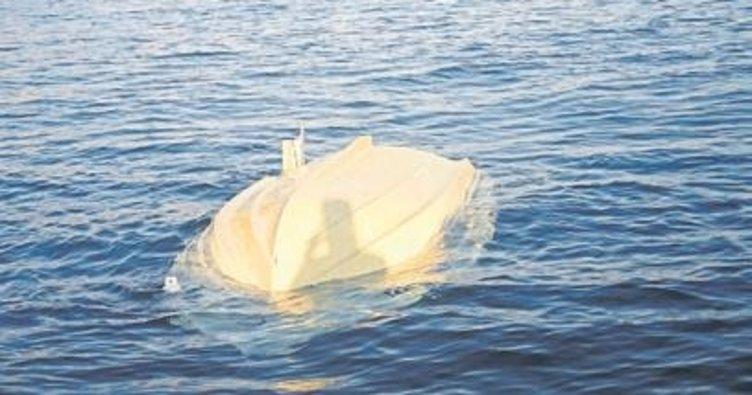Balıkçı teknesine gulet yat çarptı