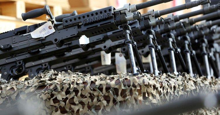 ABD'den Birleşik Arap Emirlikleri'ne 2 milyar dolarlık silah satışı