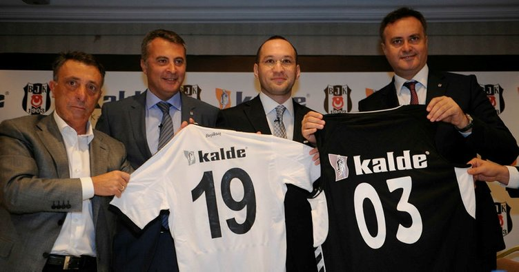 Beşiktaş'tan 7 milyon TL'lik imza