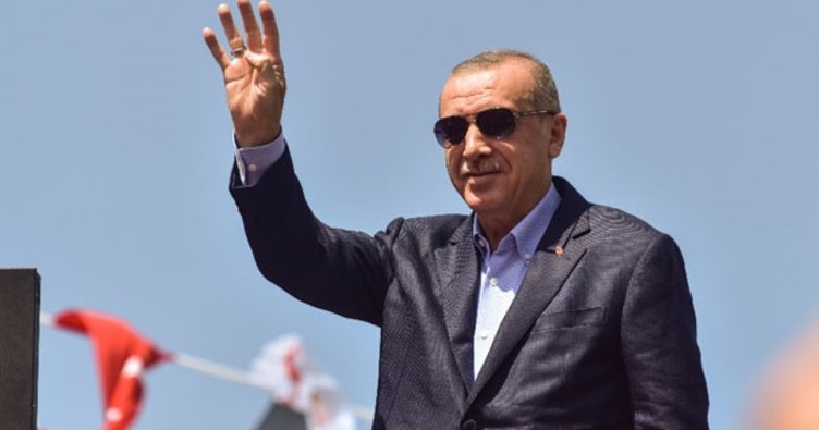 Başkan Erdoğan'a uluslararası insan hakları ödülü