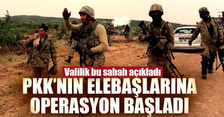 PKK'nın elebaşlarına operasyon!