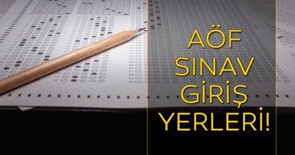 AÖF 3 ders sınav yerleri açıklandı: İşte Açıköğretim Fakültesi (AÖF) 3 ders sınav giriş belgesi alma - Sınav ne zaman