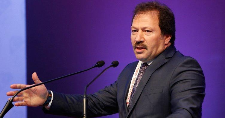 Mehmet Yiğiner'den istifa açıklaması