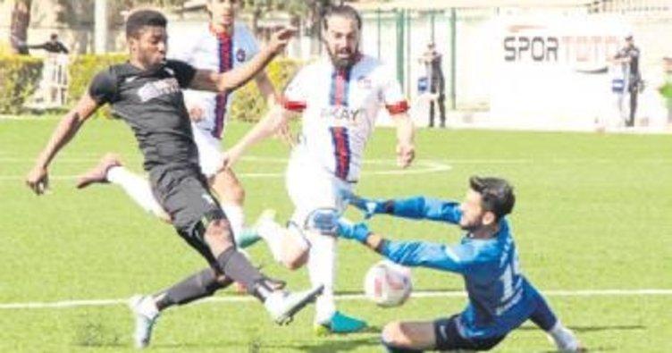 Burdur'da zafer Oğuzhanspor'un