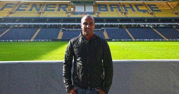 Deivid: Fenerbahçe için futbolcu bakıyorum