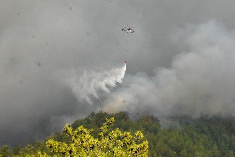 Yangınlarda son dakika: OGM Termik santralde son durumu ve devam eden yangınları açıkladı