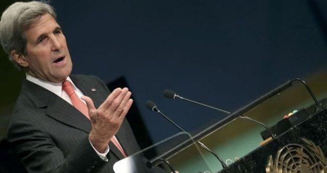 ABD Dışişleri Bakanı John Kerry'den ateşkes açıklaması