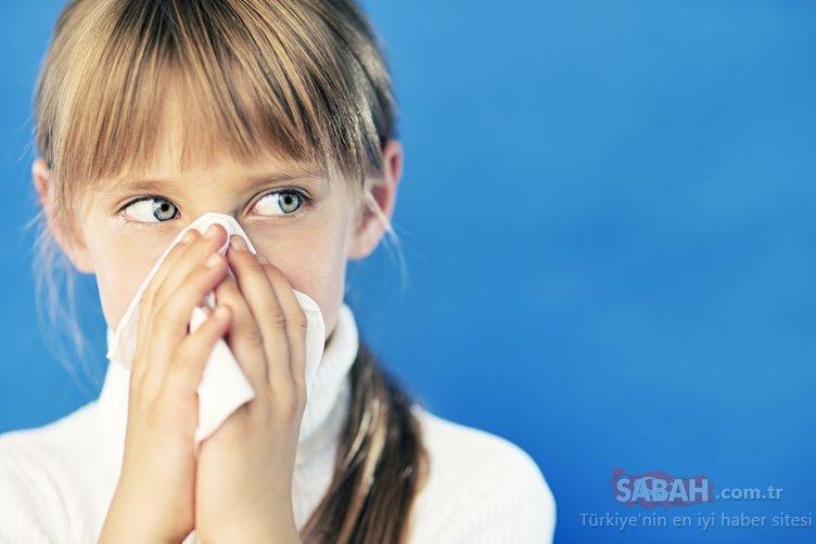 Çocuklarda burun kanaması nedenleri nelerdir?