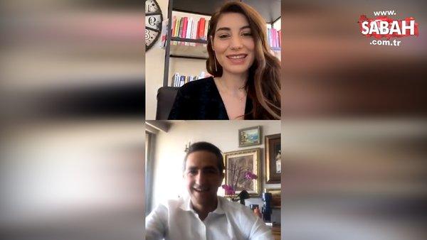 Vodafone Türkiye İcra Kurulu Başkan Yardımcısı Engin Aksoy, canlı yayında Funda Karayel'in sorularını cevapladı   Video