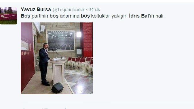 Tuzluk Partisi sosyal medyada alay konusu oldu!