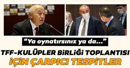 Murat Özbostan: Paraları paylaşalım küme düşme de olmasın!