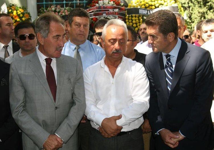 Mustafa Sarıgül'ün katıldığı cenazeler
