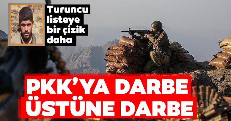 SON DAKİKA | Bakanlık açıkladı! PKK'ya darbe üstüne darbe