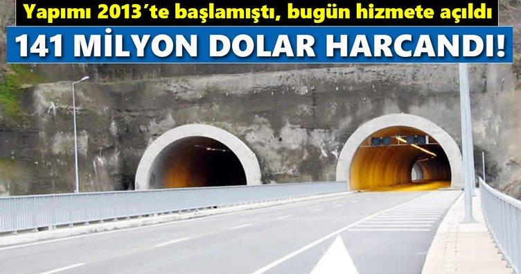 Limak'tan Kuzey Irak'a 141 milyon dolarlık tünel!