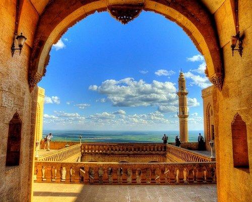 Mardin'de ziyaretçi sayısı 7 kat arttı