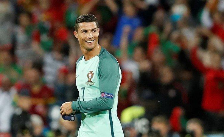Messi'yi ağlarken görünce...