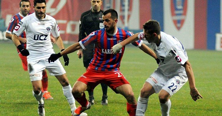 Karabükspor - Kasımpaşa maçı ne zaman saat kaçta hangi kanalda canlı yayınlanacak?